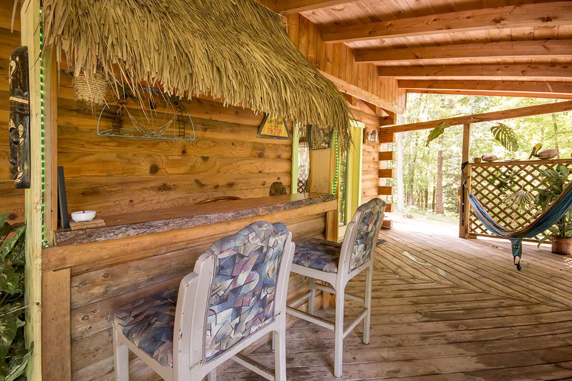 Getaway cabins