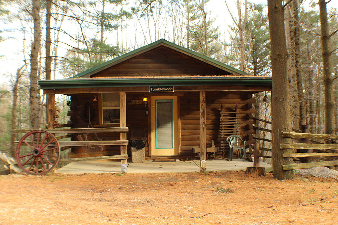 Pet Friendly Cabins at Hocking Hills in Ohio