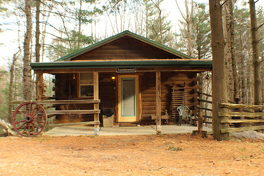 Tumbleweed Cabin Pets Welcome At Getaway Cabins In Ohio