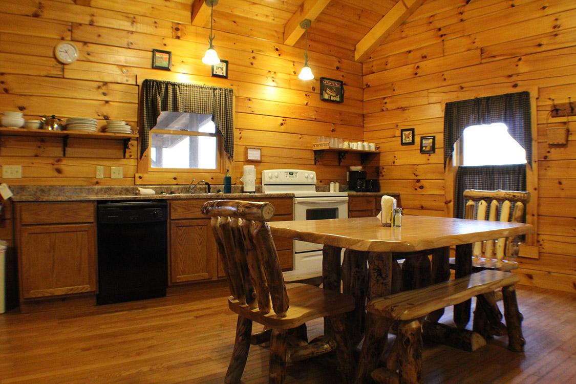 Hocking Hills Ohio State Park Cabin Rentals