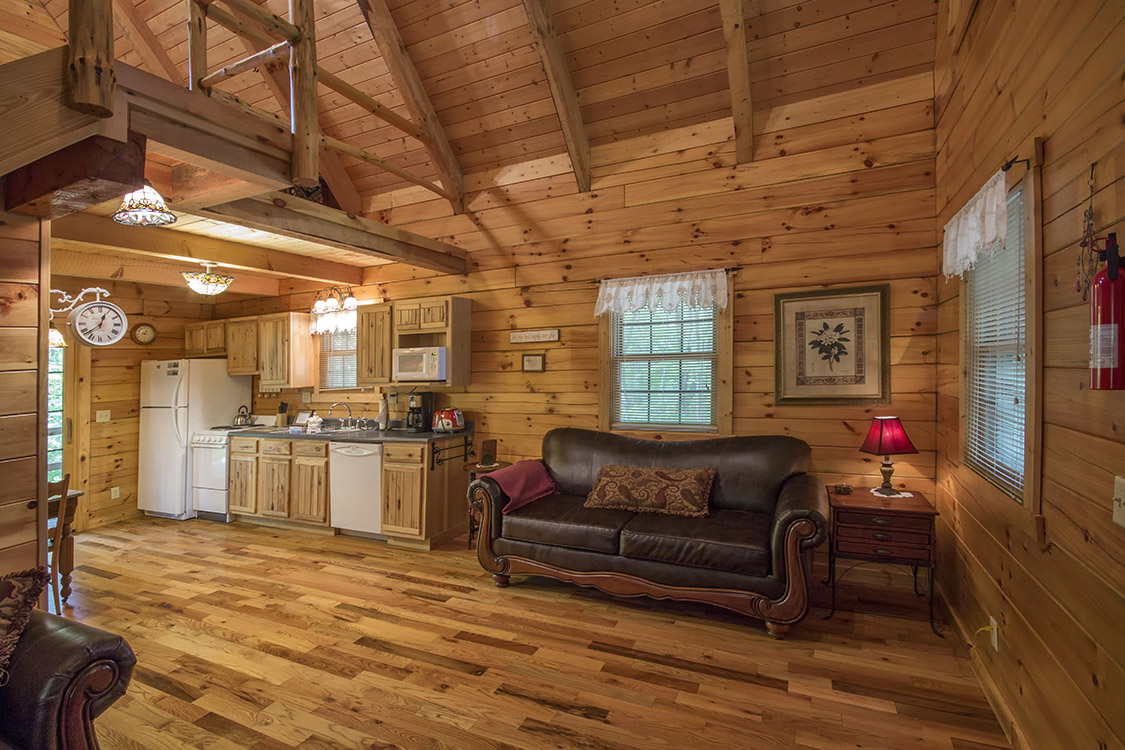 Ever after romance at getaway cabins in hocking hills Getawaycabins com