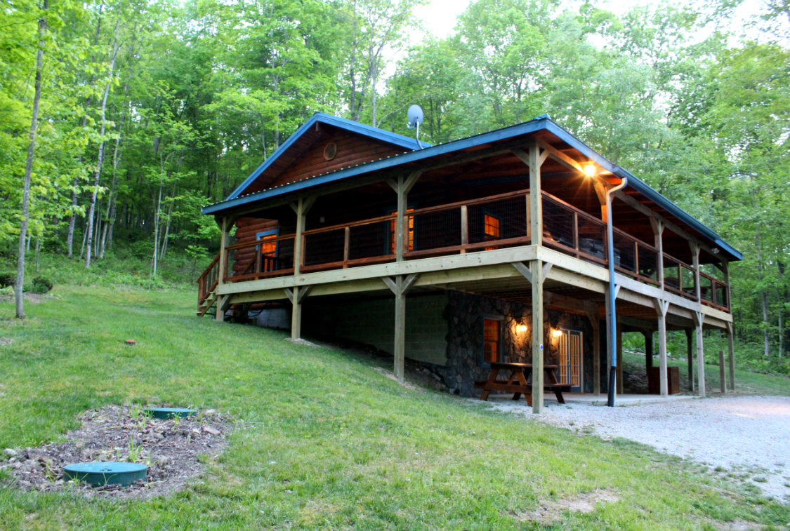 hills rental in ohio getaway near park state cabin pet friendly hocking cheap cabins
